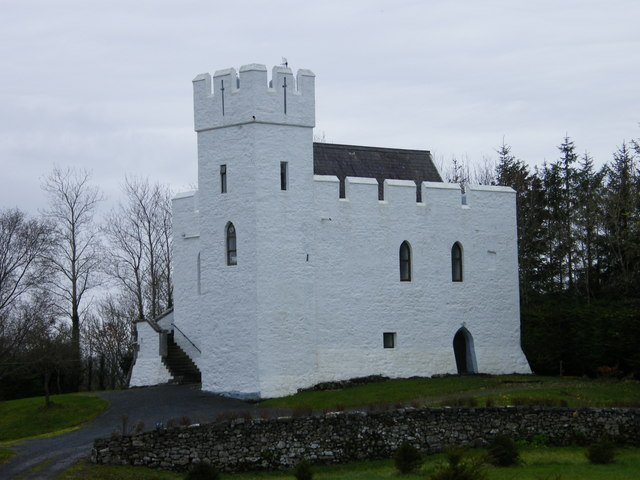 Cargin/Carraigin Castle