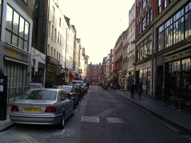 Frith Street