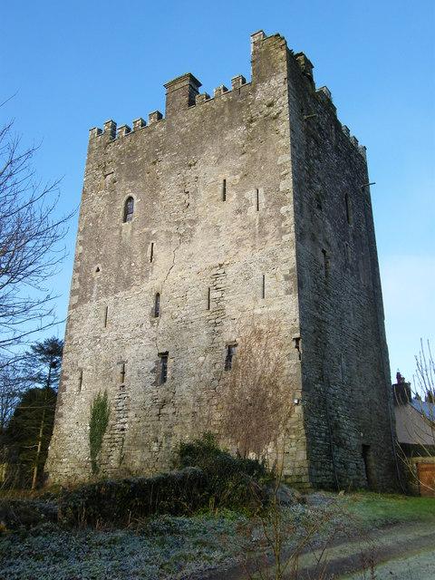 Ballaghmore Castle Dougf Cc By Sa 2 0 Geograph Ireland