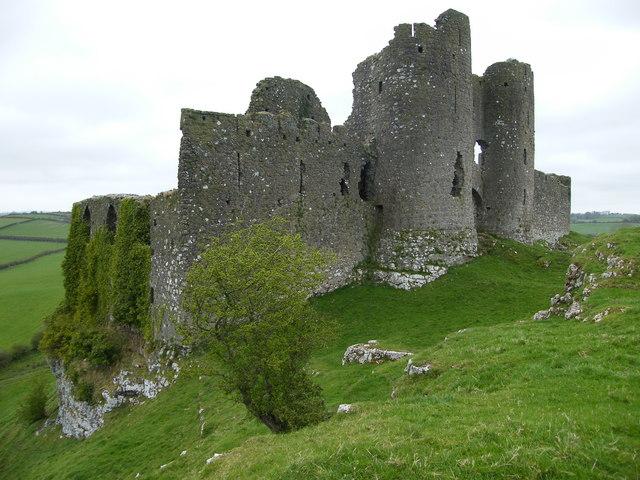 Calendar Of March : Castleroche roche castle dougf geograph ireland
