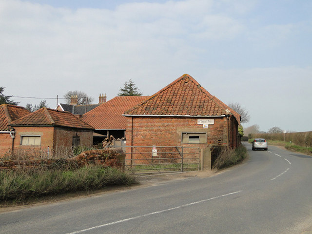 Church Farm, Banningham