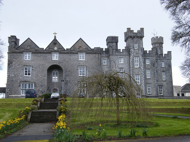 Dunamon (or Donamon) Castle