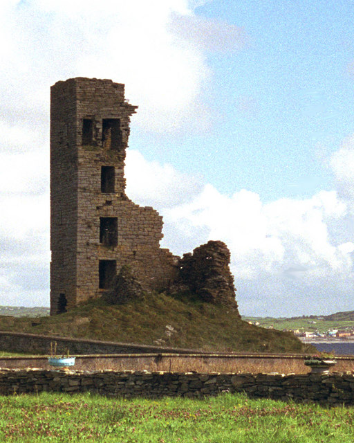 Liscannor Tower House