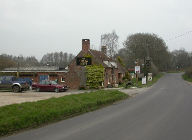 Holt Heath, The Cross Keys