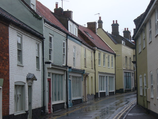 High Street, Wells-Next-The-Sea