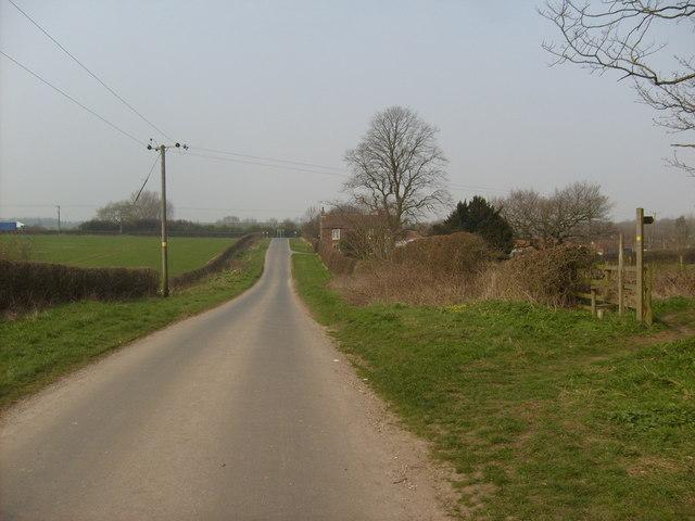 Goodmanham Road, Middleton-on-The-Wolds