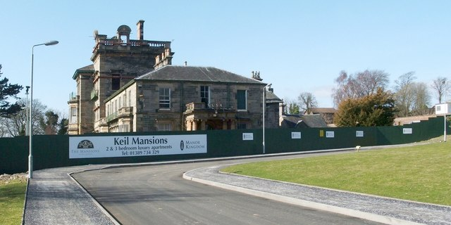 Helenslee House /  Keil School