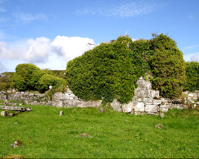 Kilcorney Church, Ruins of
