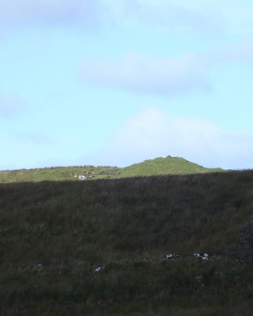 Binroe Castle, Site of