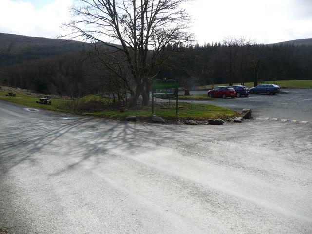 Rhyd Y Benwch Car Park