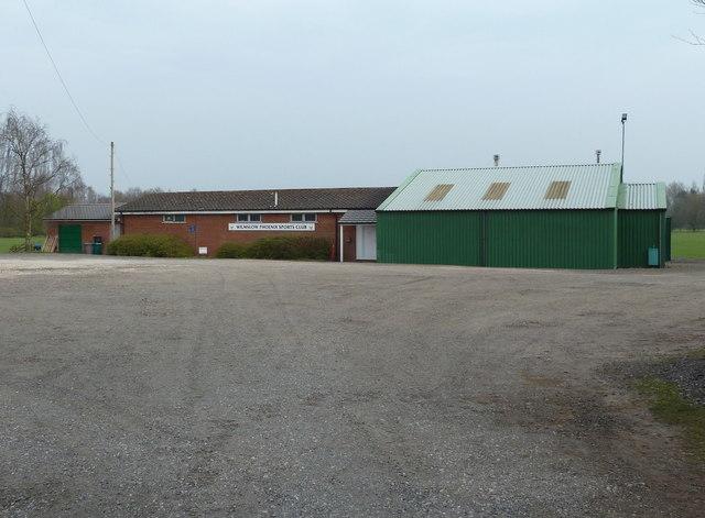 Wilmslow Phoenix Sports Club, Styal, Cheshire