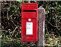 J3683 : Letter box, Jordanstown by Albert Bridge