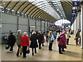 TA0928 : Concourse at Hull Paragon Transport Interchange : Week 13
