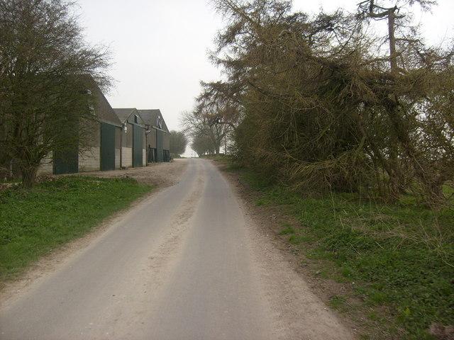 Hessleskew Farm, Hessleskew Lane