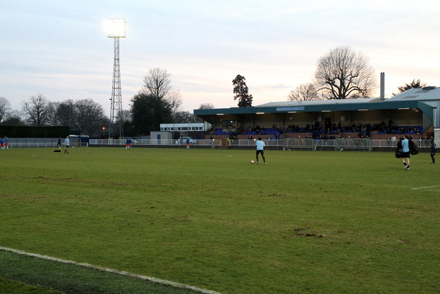 Imber Court Football Ground Martin Addison Cc By Sa 2 0