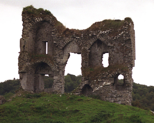 Fortane or Rosslara Tower House Ruins