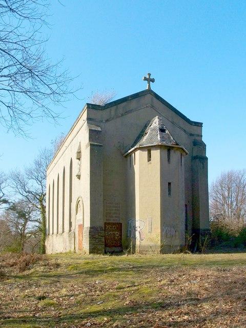 Notre Dame Roman Catholic Chapel
