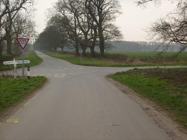 Lockington Grange Crossroads