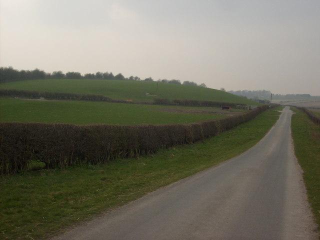 Etton Wold near Wallis Grange
