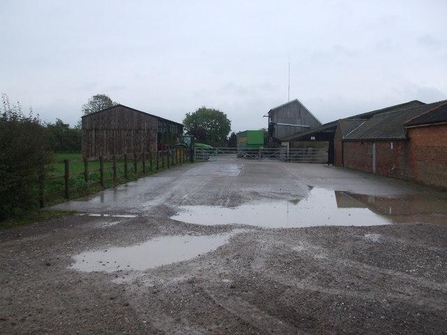 Grange Farm, Bishop Burton
