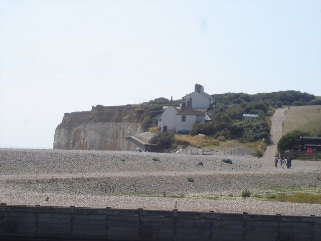 Cottages at Cuckmere Haven