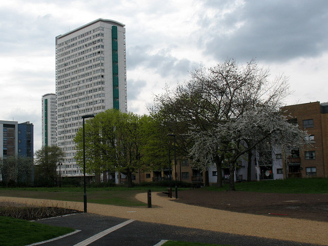 Daubeney Tower, Deptford