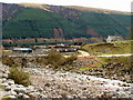 NN2795 : Kilfinnan bridge and farm by Dave Fergusson