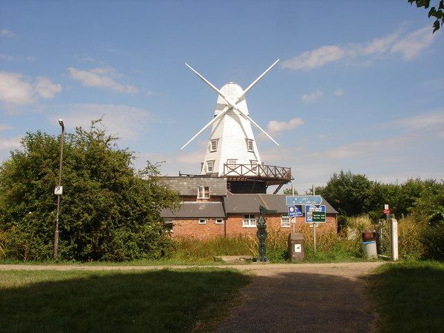 Rye Windmill