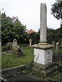 TQ1404 : A guided tour of Broadwater & Worthing Cemetery (3) by Basher Eyre
