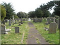 TQ1404 : A guided tour of Broadwater & Worthing Cemetery (11) by Basher Eyre
