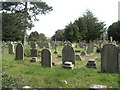 TQ1404 : A guided tour of Broadwater &amp; Worthing Cemetery (14) by Basher Eyre