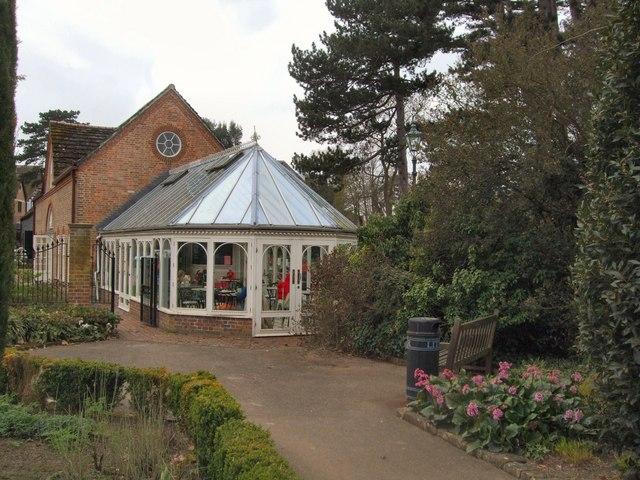 Conservatory Tea Rooms Ashby De La Zouch