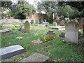 TQ1404 : A guided tour of Broadwater & Worthing Cemetery (17) by Basher Eyre