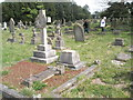 TQ1404 : A guided tour of Broadwater & Worthing Cemetery (34) by Basher Eyre