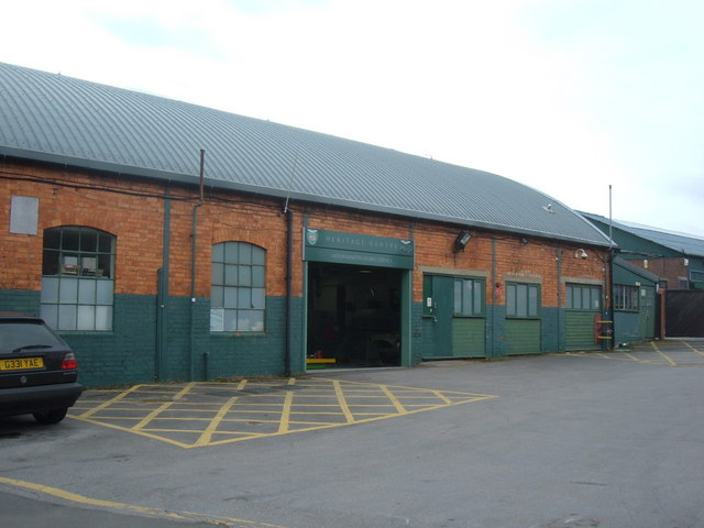 Aston Martin Heritage Centre Works 169 Mr Biz Geograph