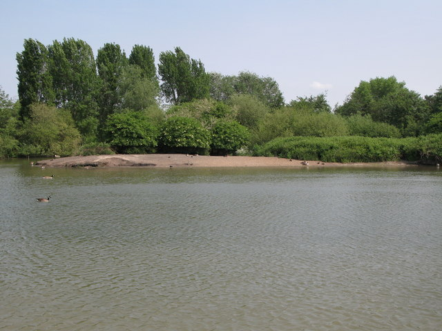 Lake in South Norwood Country Park (8)