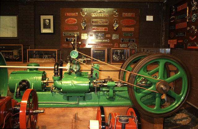 Thursford Collection Stationary Steam Chris Allen