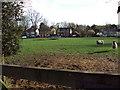 SJ3273 : Puddington village, Cheshire by Tom Stapledon
