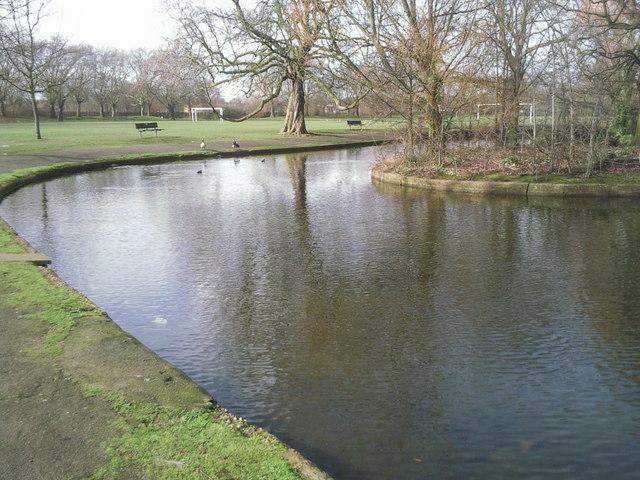 Bolingbroke Stock Pond, Wandsworth Common