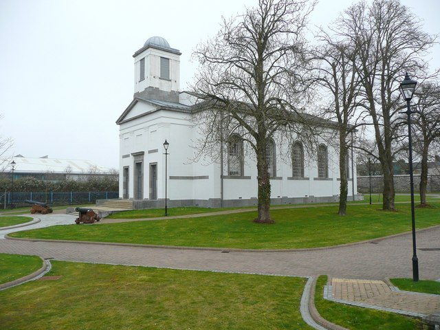 The Garrison Chapel, Pembroke Dock