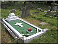 TQ1404 : A guided tour of Broadwater & Worthing Cemetery (57) by Basher Eyre