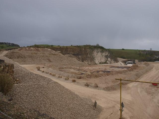 Ballidon quarry