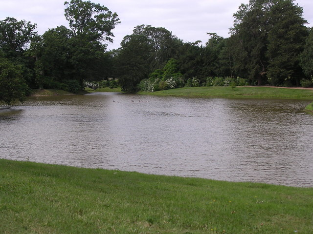 The Lake at Croome Park