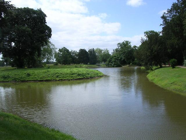 The Lake at Croome Park