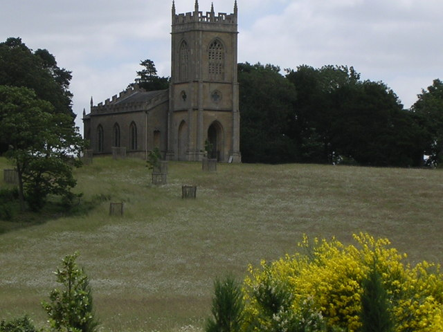 The Church at Croome Park