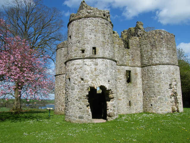 Roughan Castle
