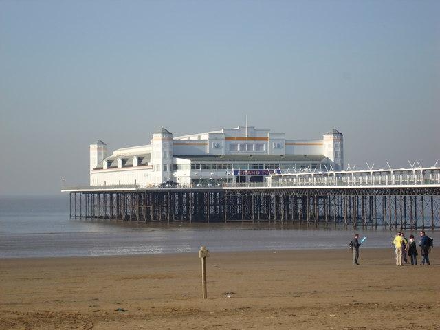 Hotels Near Weston Super Mare Pier