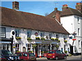 TQ8952 : Dog and Bear Hotel, Lenham by Oast House Archive
