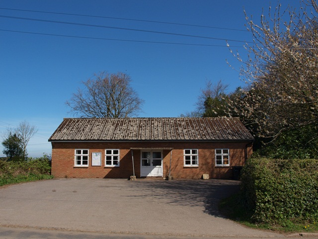 The Village Hall at Brightling