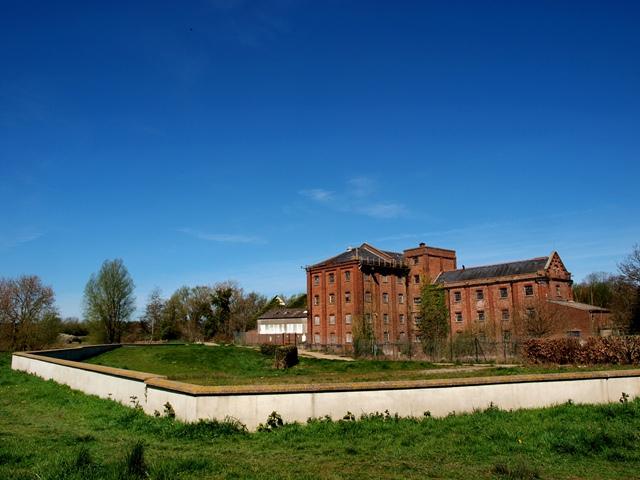 The Derelict Mill at Robertsbridge